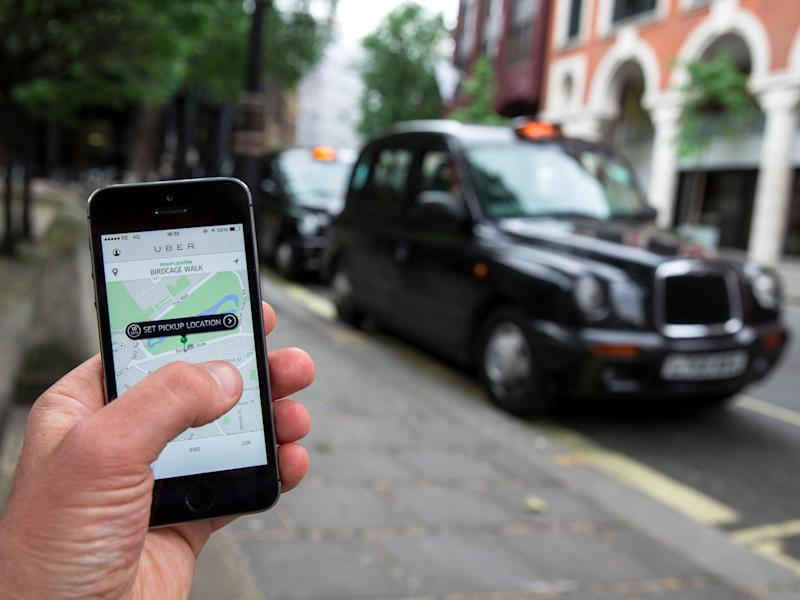 Uber challenges employment rights ruling at tribunal in London