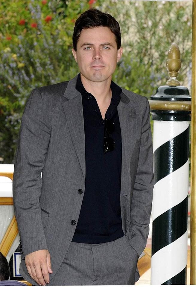 "Casey Affleck (""Gone Baby Gone"") turns 36. Gigi Iorio/<a href=""http://www.splashnewsonline.com"" target=""new"">Splash News</a> - June 9, 2010"