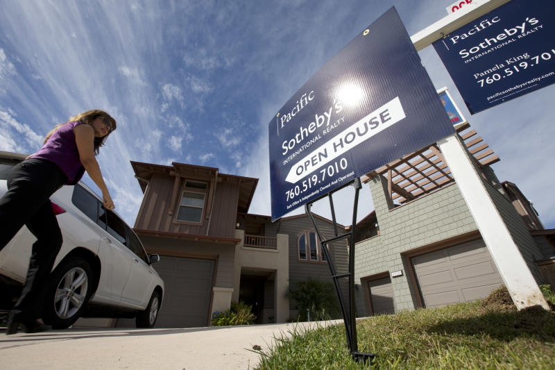 US new home sales jump to fastest rate in 2½ years