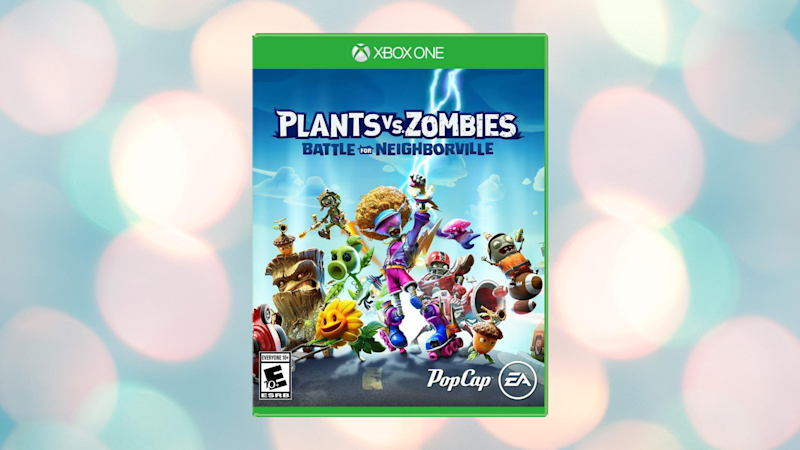 Save 63 percent on Plants Vs. Zombies: Battle for Neighborville for Xbox One. (Photo: Amazon)