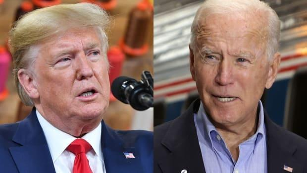 Presidential race shaping up to be tight in northern Maine