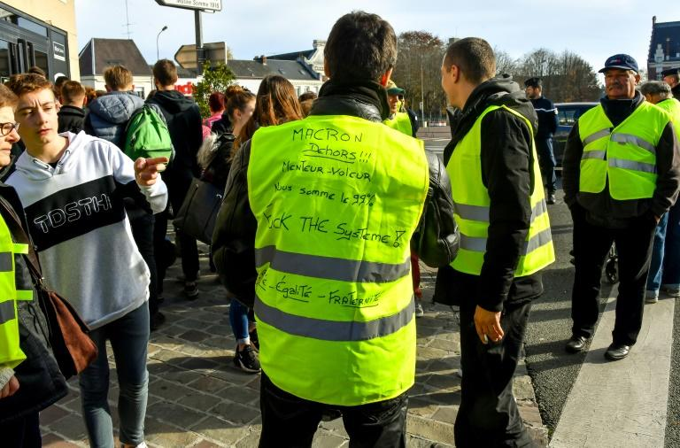 "France's ""yellow vest"" movement, named after the high-visibility jackets worn by protesters, is the latest to rattle Macron's centrist government"