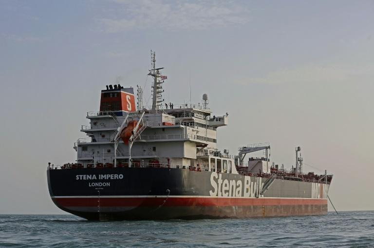 Situation of 12 PH crew of tugboat seized in Iran being monitored