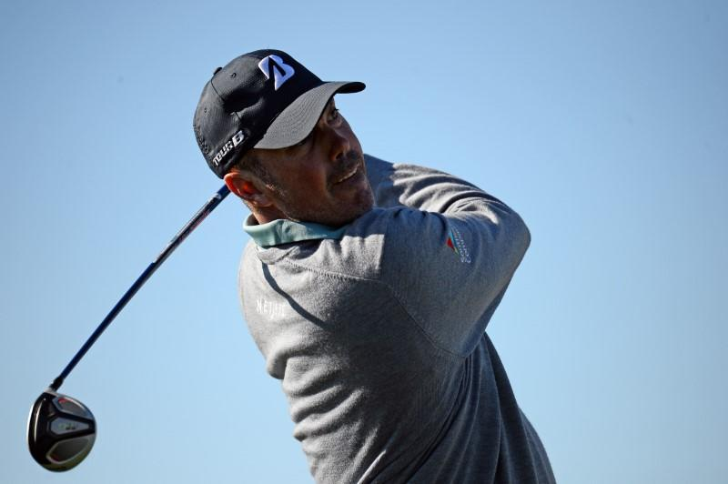 Kuchar leads by two shots at Riviera as Woods falls nine behind