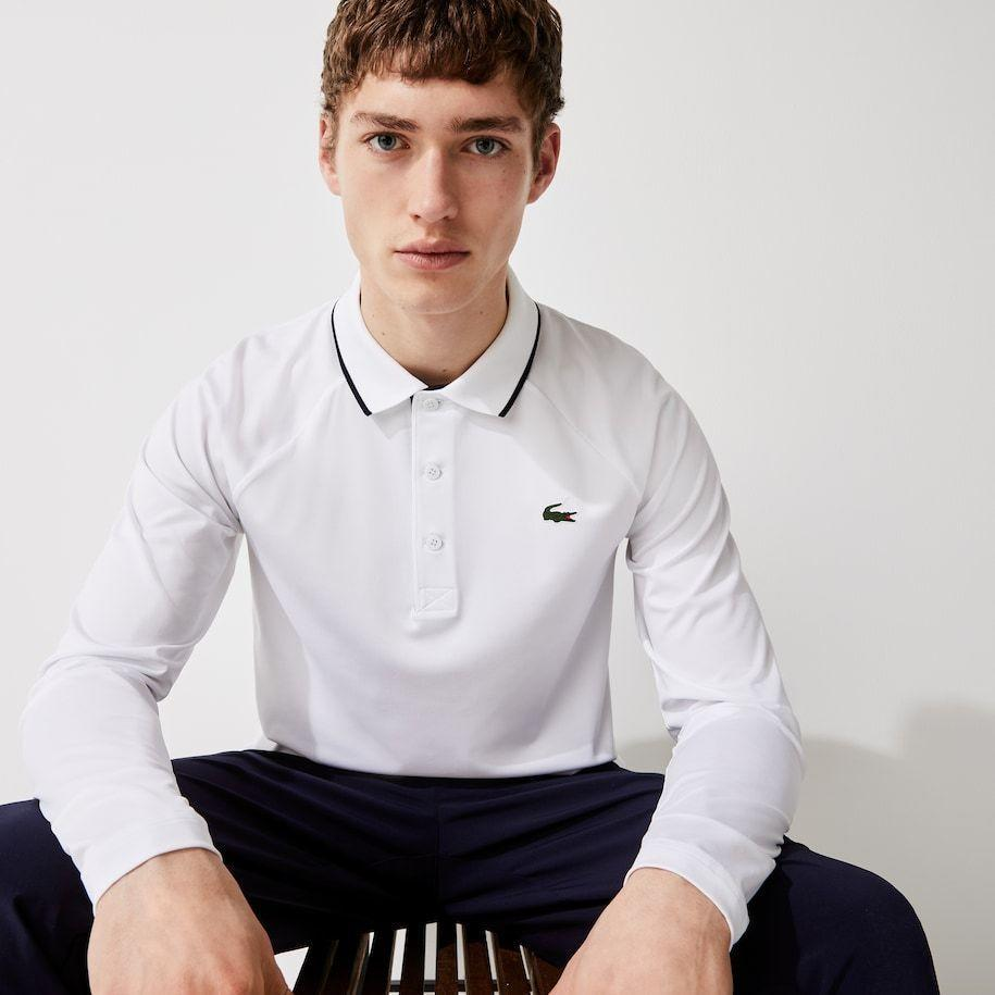 "<p><strong>SPORT Breathable Golf Polo Shirt</strong></p><p>lacoste.com</p><p><strong>$98.00</strong></p><p><a href=""https://go.redirectingat.com?id=74968X1596630&url=https%3A%2F%2Fwww.lacoste.com%2Fus%2Flacoste%2Fmen%2Fclothing%2Fpolos%2Fmen-s-sport-breathable-golf-polo-shirt%2FDH4758-51.html&sref=https%3A%2F%2Fwww.esquire.com%2Fstyle%2Fmens-fashion%2Fg36197949%2Fbest-golf-clothing-brands%2F"" rel=""nofollow noopener"" target=""_blank"" data-ylk=""slk:Shop Now"" class=""link rapid-noclick-resp"">Shop Now</a></p><p>When you think of Lacoste, you probably think tennis, but the brand with the croc dabbles in golf, too. This long-sleeve polo shirt is a bona fide classic. </p>"