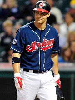 Cleveland's fate lies with Sizemore's gimpy knees