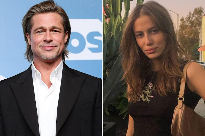 Everything To Know About Nicole Poturalski The German Model Spotted With Brad Pitt