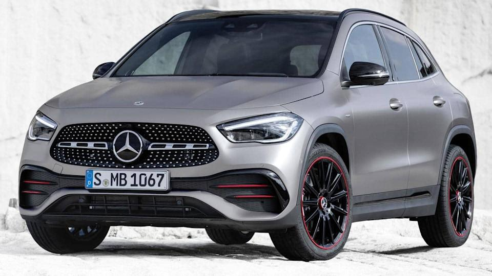 Mercedes-Benz GLA to be launched in India later in 2021