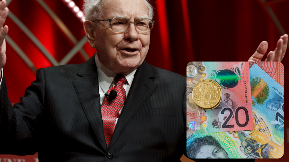 Warren Buffett, one of the world's best investors, shares his secrets to success. Source: Getty
