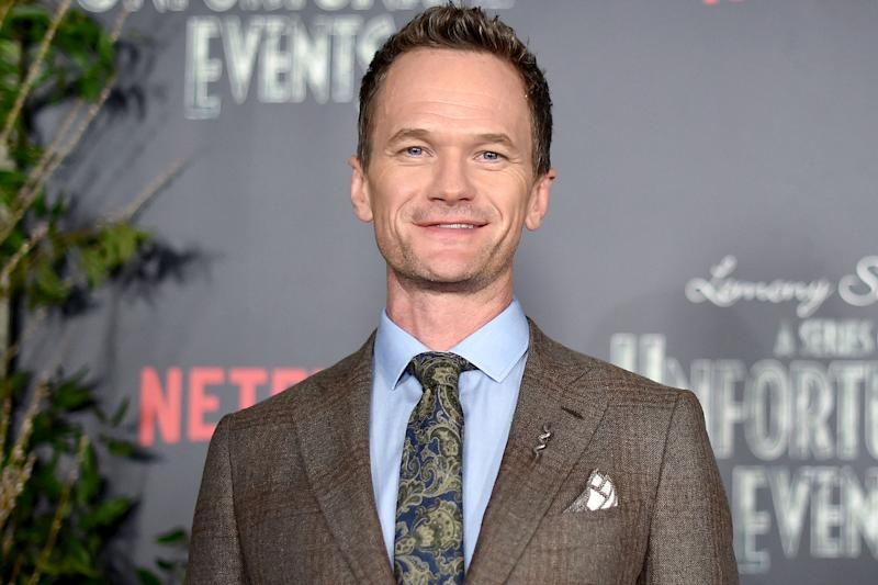 Neil Patrick Harris Gets His First Tattoo in Honor of A Series of Unfortunate Events Getting Renewed