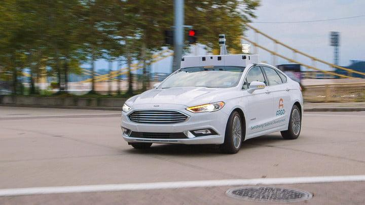 every company developing self driving car tech ces 2018 argo ai