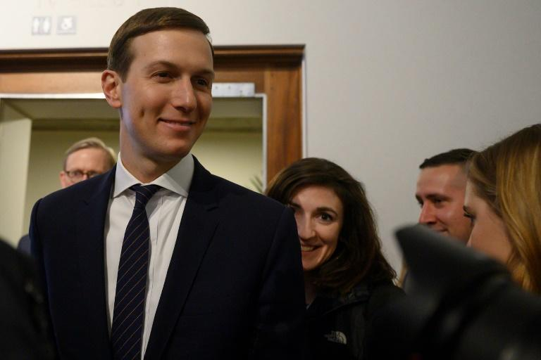 Senior White House Advisor Jared Kushner is the architect of a controversial Mideast peace proposal rejected by the Palestinians
