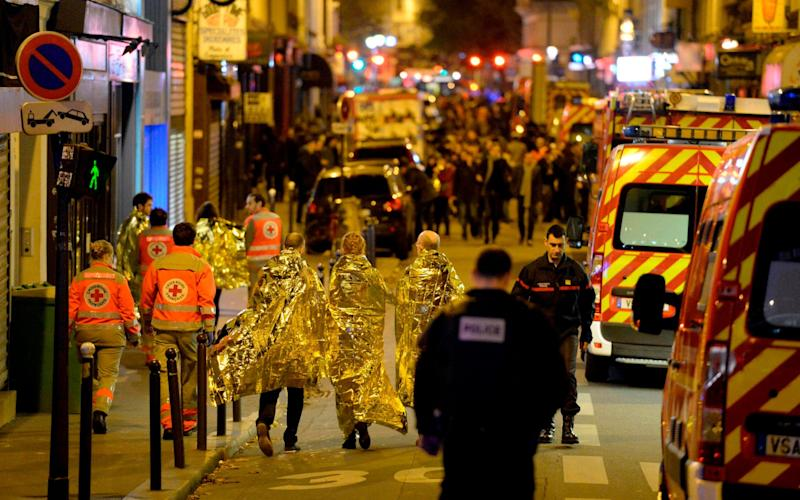 Judges have completed their probe into the 2015 Paris terror attacks - AFP