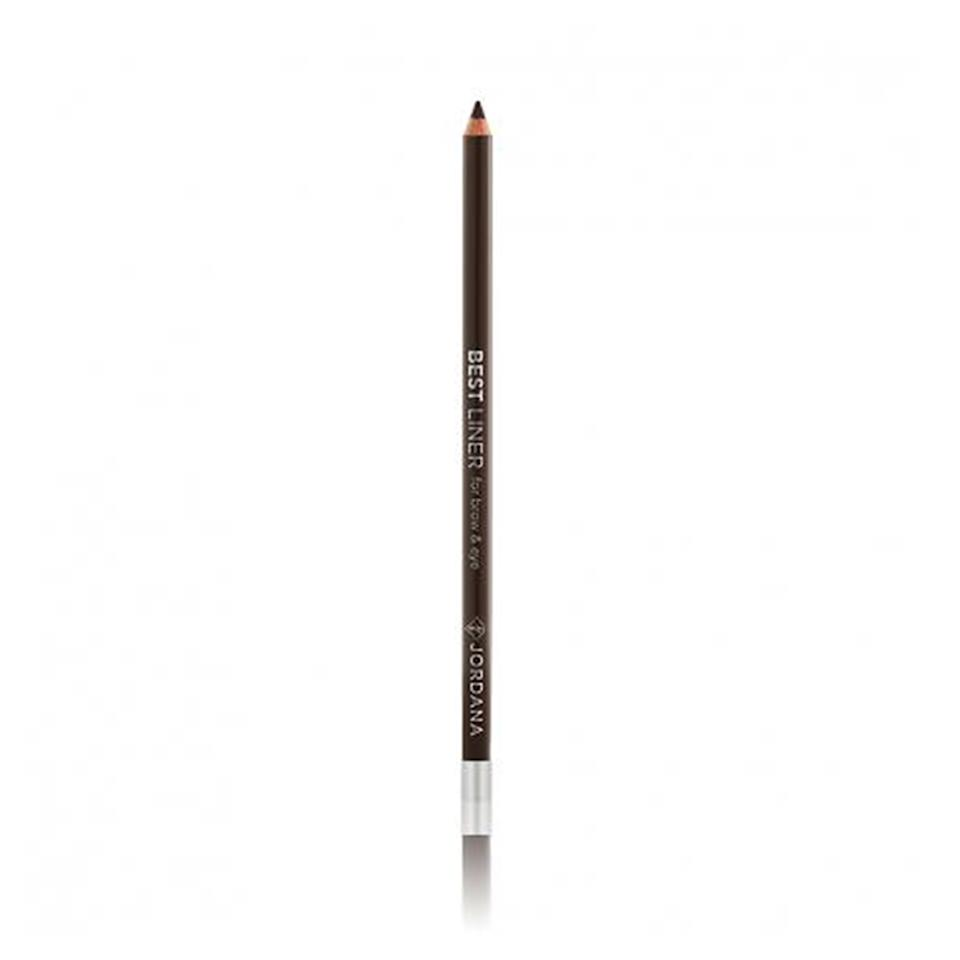 """<p>For less than a dollar, you'll get two products in one super long pencil. Of course, this liner can be used for lining your lids, but you can also fill in any sparse spaces in your brows with it.</p><p>$0.99 (<a rel=""""nofollow"""" href=""""https://www.jordanacosmetics.com/Best-Liner-For-Brow-and-Eye-And-Brow-7-Eyeliner-Pencil.html?mbid=synd_yahoobeauty"""">jordanacosmetics.com</a>).</p>"""