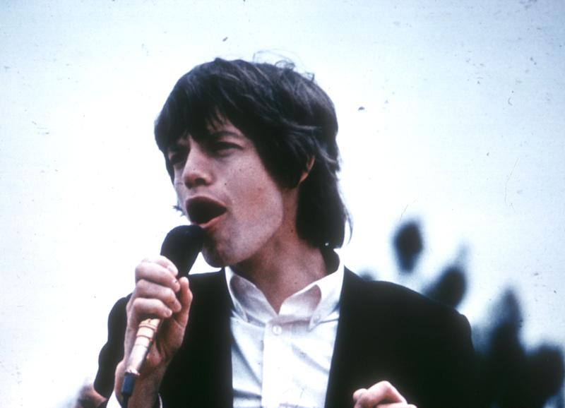 CIRCA 1966: Singer Mick Jagger of the rock and roll band 'The Rolling Stones' performs onstage in circa 1966. (Photo by Michael Ochs Archives/Getty Images)