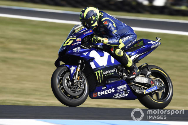 """#46 Valentino Rossi <span class=""""copyright"""">Gold and Goose / Motorsport Images</span>"""