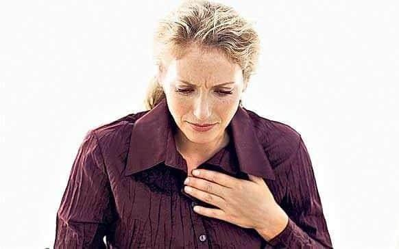 Signs of a heart attack are more likely to be missed in women, previous research has found - Alamy
