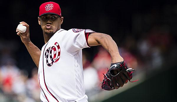 MLB: Ellenbogen-Operation: Saison-Aus für Joe Ross