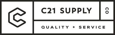 C21 Supply Co. is a wholesale, B2B service for cannabis distributors in Oregon, and in due course, Nevada. (CNW Group/C21 Investments Inc.)