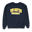 "<p>""I am really looking forward to this <span>You Matter University Crewneck</span> ($60) created by Demetrius Harmon, where everyone is accepted, everyone is loved, and everyone matters! I have an older sweatshirt from here but can't wait to get a new one."" - LS</p>"