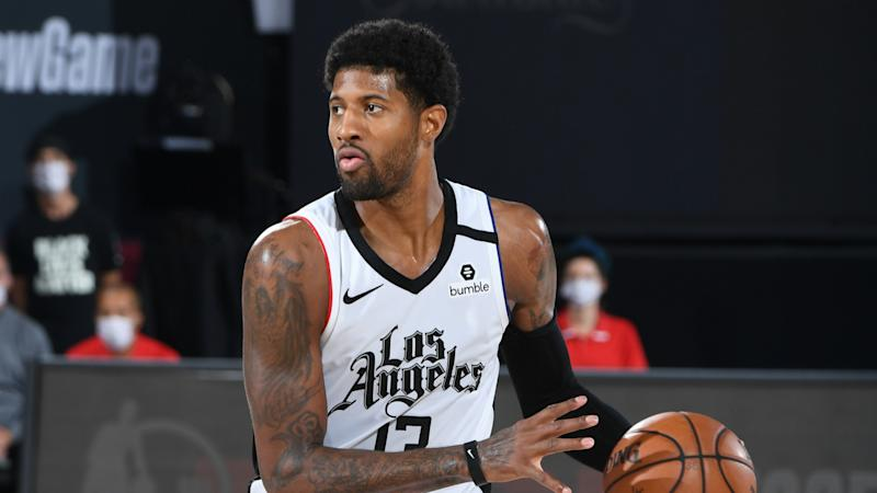 Paul George insists Clippers are still in the 'driver seat' despite another collapse