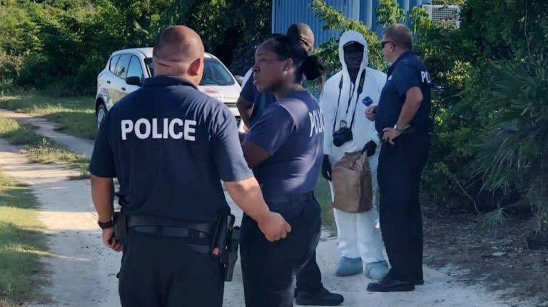 """Turks and Caicos Islands police are investigating the death of Marie Kuhnla. (Photo: <a href=""""https://www.tcipolice.tc/"""" rel=""""nofollow noopener"""" target=""""_blank"""" data-ylk=""""slk:Turks And Caicos Islands Police Force"""" class=""""link rapid-noclick-resp"""">Turks And Caicos Islands Police Force</a>)"""