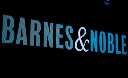 Waterstones owner adds Barnes & Noble to its bookshelf
