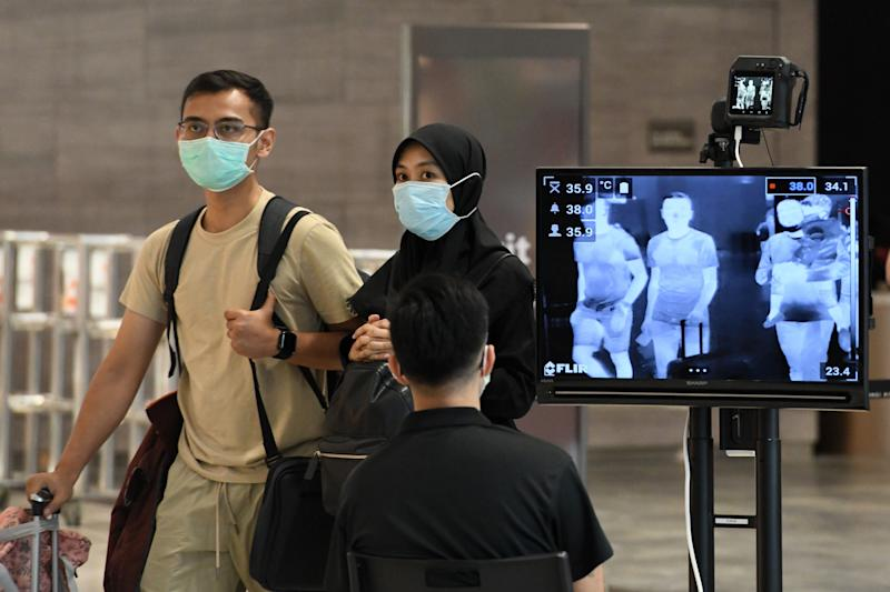 SINGAPORE-CHINA-HEALTH-VIRUS
