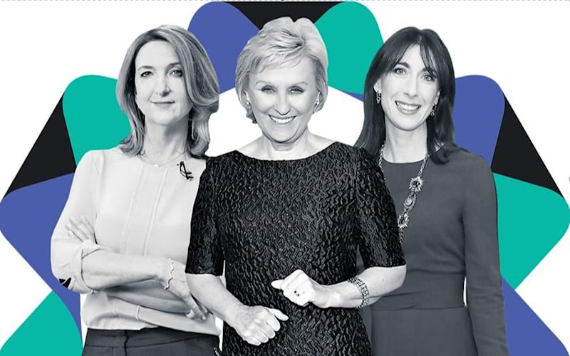 Women Mean Business Live 2019 featured talks from Victoria Derbyshire, Tina Brown and Samantha Cameron