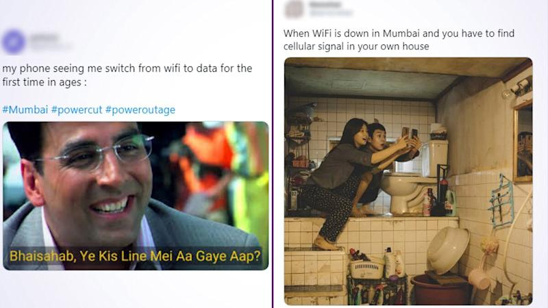 No Electricity, No WiFi and No Network, Mumbaikars' Monday Blues Are Getting Tougher! These Funny Memes and Jokes Represent How