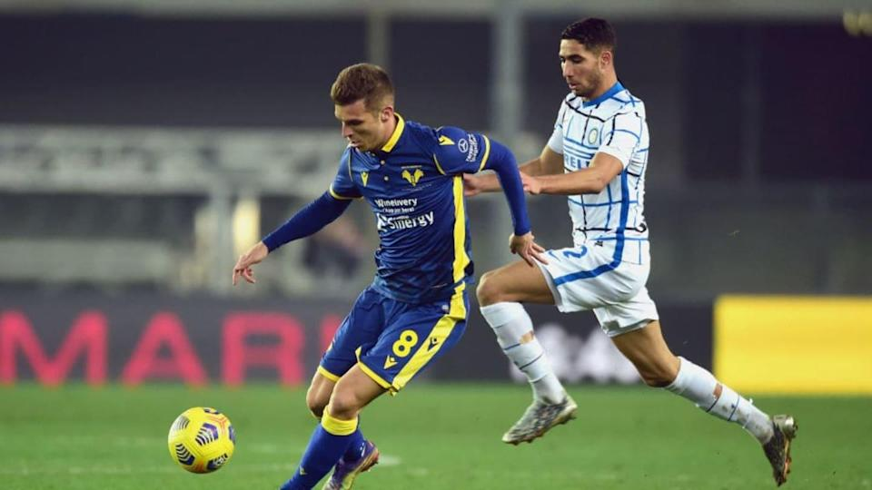 Verona-Inter | Pier Marco Tacca/Getty Images