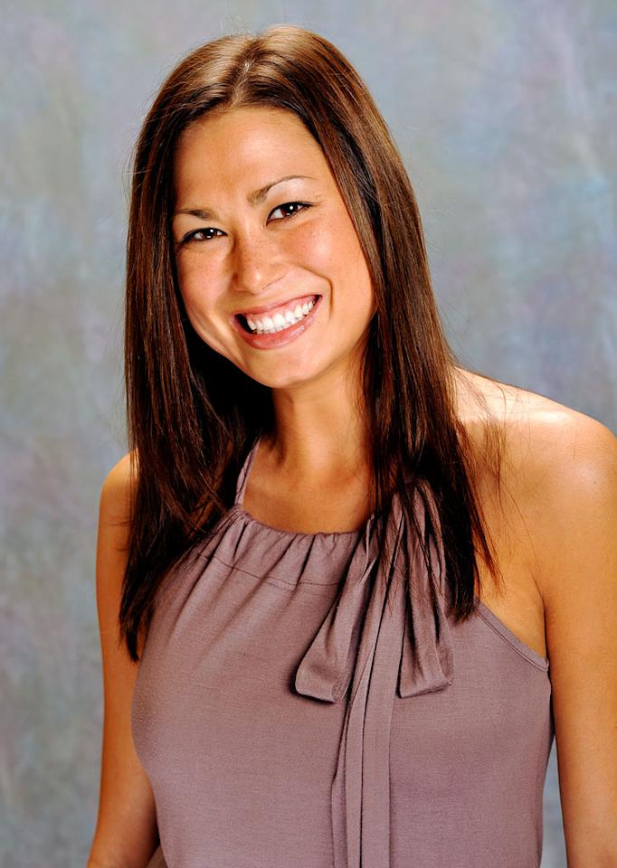 Angie, 29, a pharmaceutical sales representative from Orlando, Fla. via Virginia Beach, VA., is one of the 13 houseguests competing in Big Brother 10.