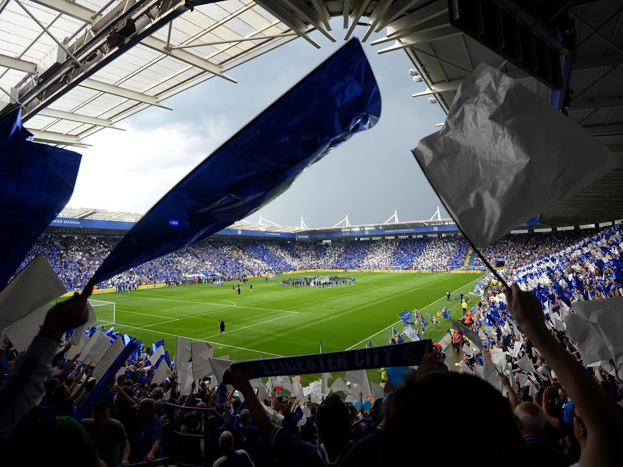 Leicester City eject number of home fans for homophobic abuse during Brighton match