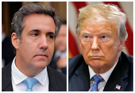 Trump Tweets Cohen Taping 'Perhaps Illegal' but Denies Own Wrongdoing