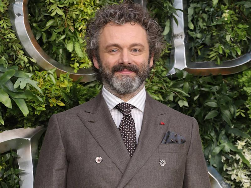 Michael Sheen insists he was single when he met pregnant girlfriend
