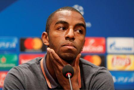 FILE PHOTO: Soccer Football - Champions League - Porto Press Conference - Vodafone Arena, Istanbul, Turkey - November 20, 2017 Porto's Ricardo Pereira during the press conference REUTERS/Osman Orsal