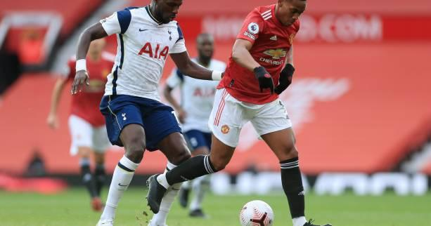 Foot - ANG - MU - Manchester United:Anthony Martial expulsé