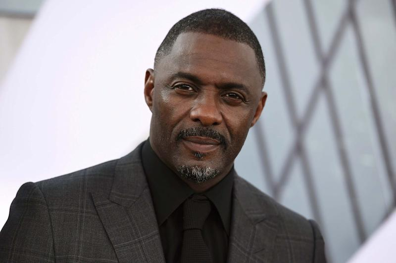 Idris Elba has spoken out about his experience of coronavirus (Jordan Strauss/Invision/AP)