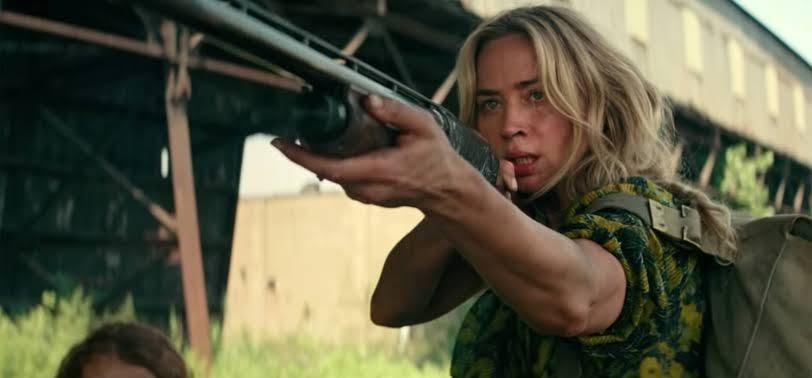 Emily Blunt in A Quiet Place II