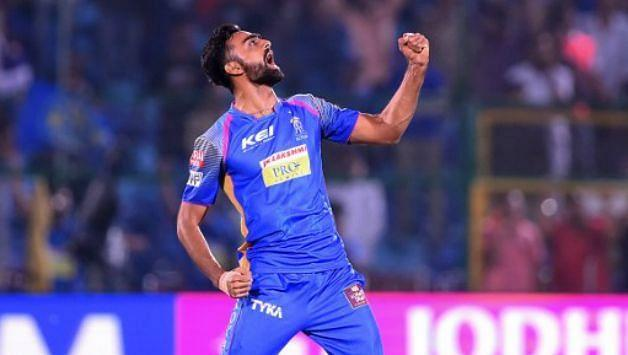 Jaydev Unadkat didn't do very well for RR in the 2018 edition of the IPL
