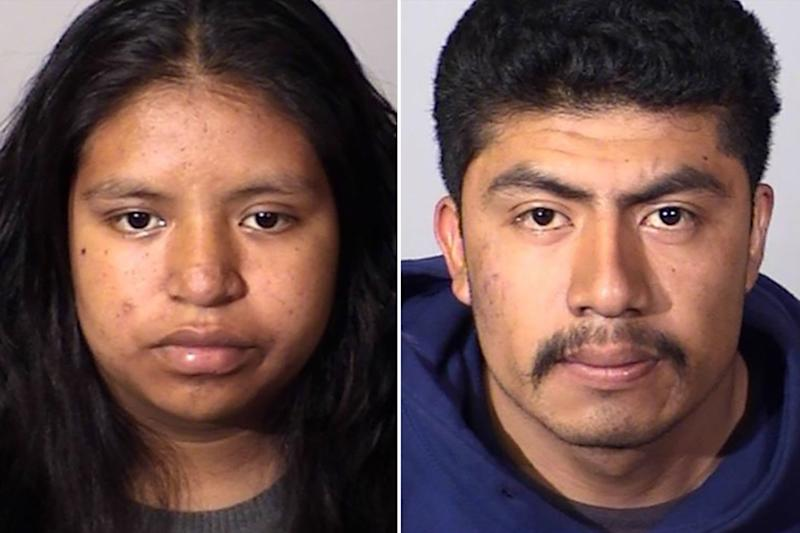 Calif. Couple Allegedly Strangled Newborn in Hospital Room Shortly After Mom Gave Birth