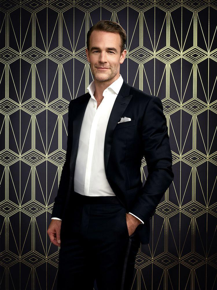 James Van Der Beek | Justin Stephens/ABC
