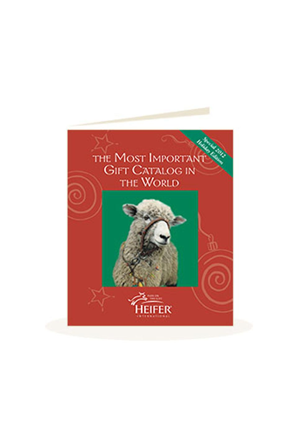 """<strong>Heifer International</strong> heifer.org <strong>$500.10</strong> <a href=""""https://www.heifer.org/gift-catalog/gift-card.html"""" rel=""""nofollow noopener"""" target=""""_blank"""" data-ylk=""""slk:Shop Now"""" class=""""link rapid-noclick-resp"""">Shop Now</a> 'Tis the season of giving, and nothing is more thoughtful than a donation in someone's name. Now you can email gift cards from Heifer International, so your friends and family can browse through their options and choose an impactful gift — from stoves for a village to a water buffalo share."""