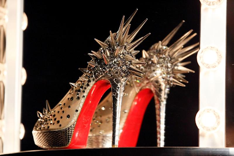 dd5b02b16f7 French luxury shoe designer Christian Louboutin has marketed his trademark  red-soled shoes for more
