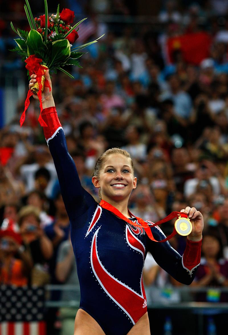 Shawn Johnson East Says Day After the Olympics Was 'One of the Hardest Days of My Life'