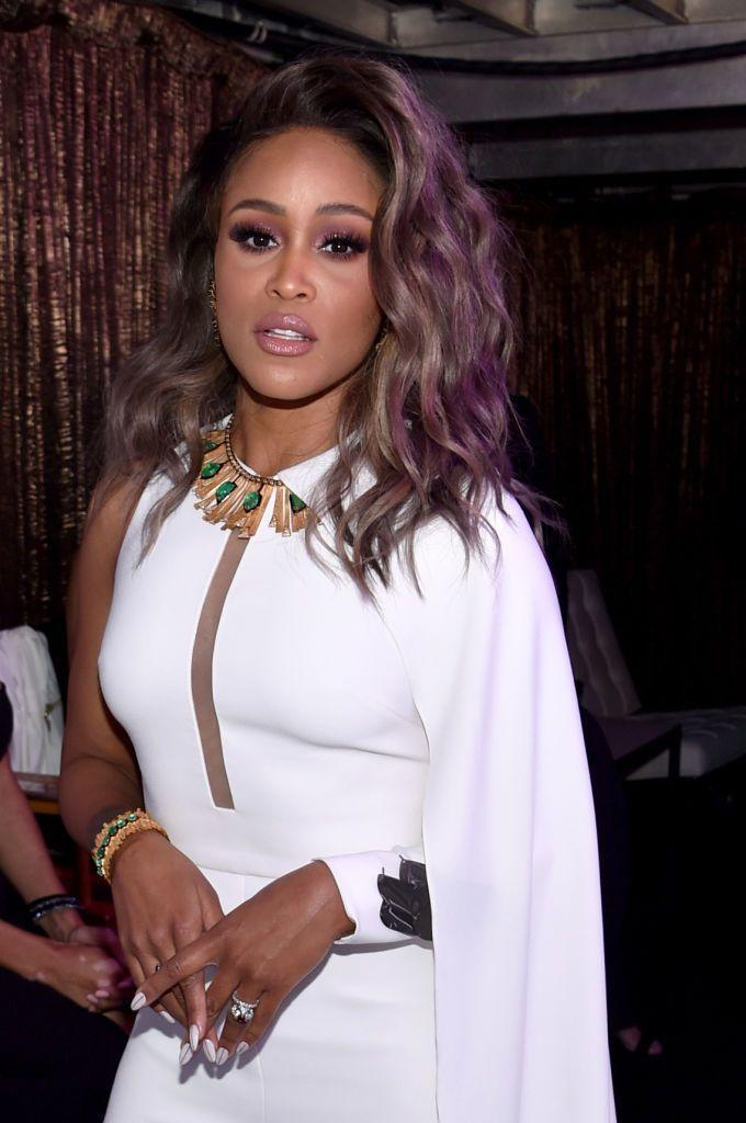 """<p>The purple color palette takes a sophisticated turn with stars like rapper <strong>Eve</strong> showing us that <a href=""""https://www.goodhousekeeping.com/beauty/hair/g3029/purple-hair-color-ideas/"""" rel=""""nofollow noopener"""" target=""""_blank"""" data-ylk=""""slk:dusty mauves, purples and even pinks"""" class=""""link rapid-noclick-resp"""">dusty mauves, purples and even pinks</a> do in fact go together. If the unicorn hair trend has reached its peak, let this be your new wave!</p>"""