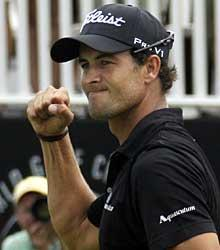With his impressive victory at Firestone, Adam Scott showed once again why many people predicted he would become a star