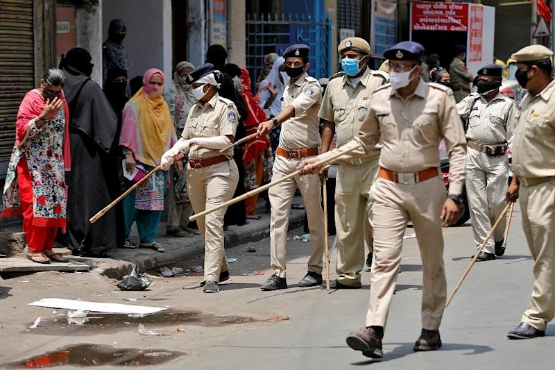 MP Police Headquarters Bars Entry of Cops Residing in Red Zone Jahangirabad as Covid-19 Cases Surge