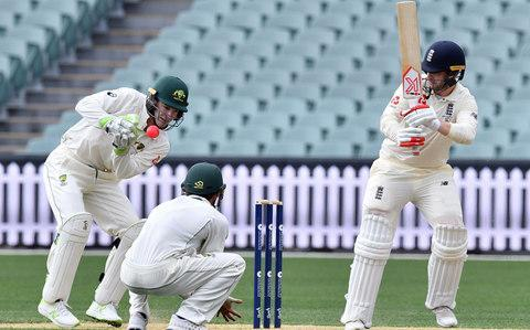 <span>Mark Stoneman batted well again, but he has not been thoroughly tested against the short ball</span> <span>Credit: AFP/Getty Images </span>
