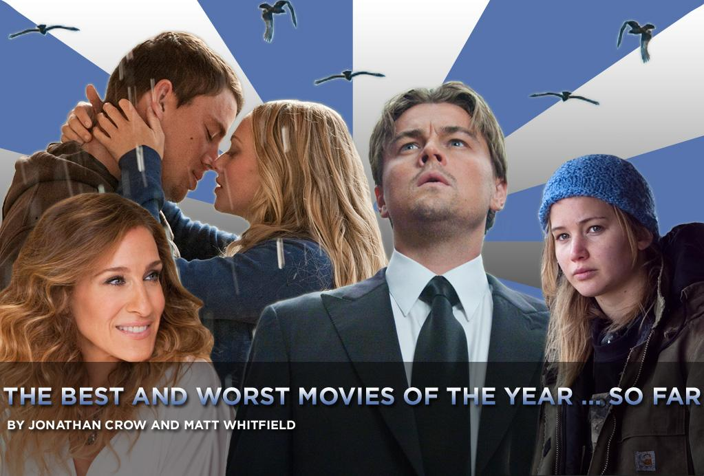 "In the old days, like 2007, the middle of July would definitely be too early to start thinking about the Oscars. Back then, Hollywood loaded up its prestige fare in the fall so that it would stay fresh in the minds of Academy voters. Yet last year, four of the ten Best Picture nominees -- including winner ""<a href=""http://movies.yahoo.com/movie/1809914561/info"">Hurt Locker</a>"" -- were released in the summer. So now that we are officially halfway through 2010, let's look at some of the best -- and worst -- movies of the year so far."